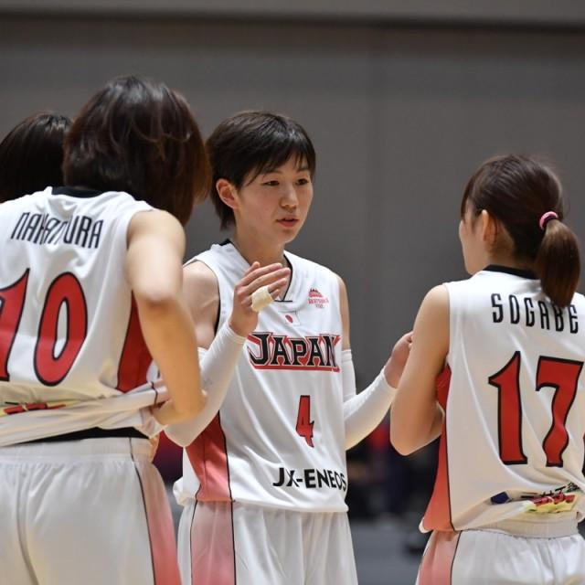 プレイの確認をする#4小菅 由香キャプテン