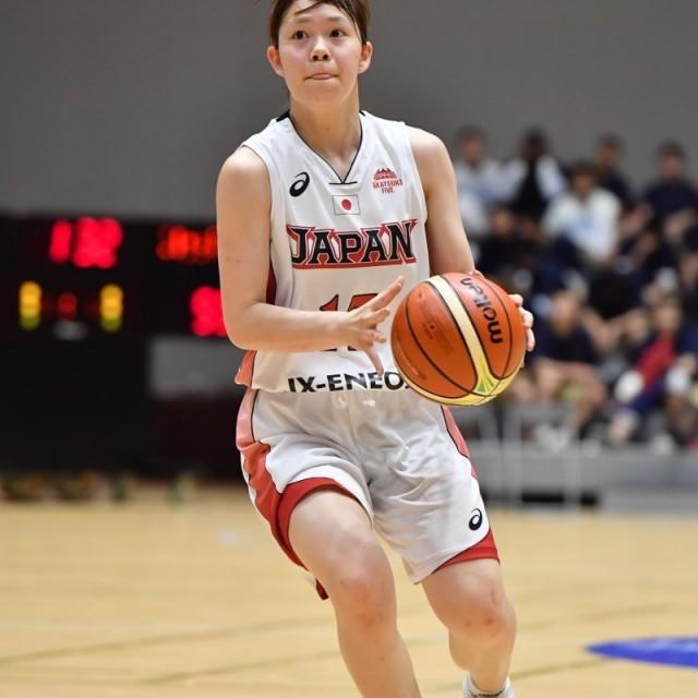 #17 曽我部 奈央選手