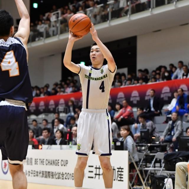 帝京長岡高校 #4 神田 大輔選手