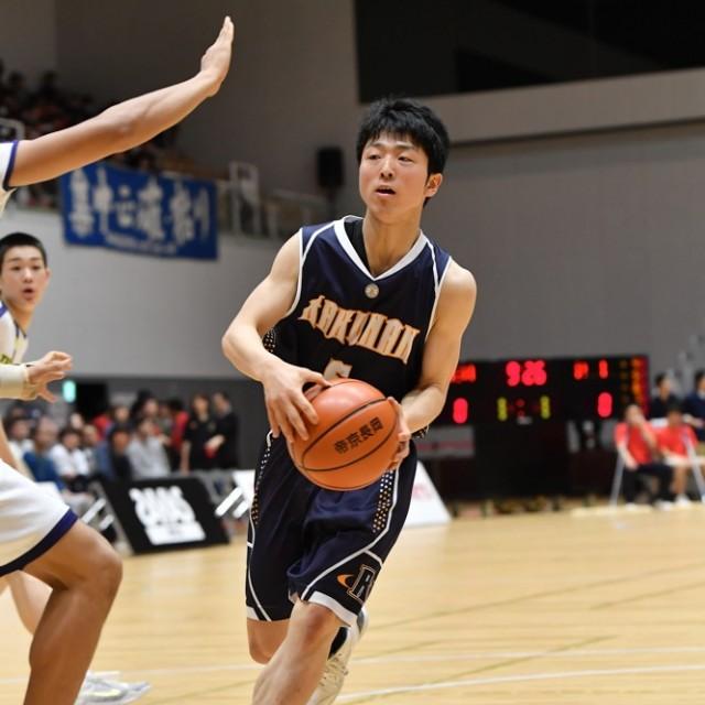 洛南高校 #5 福島 悠喜選手