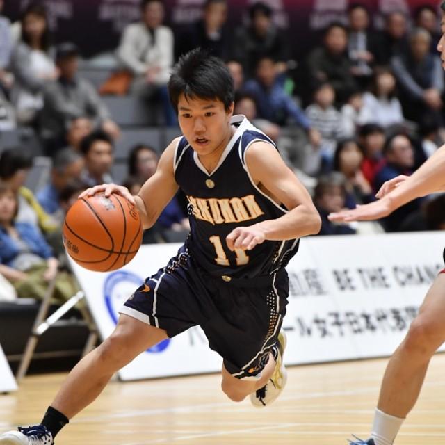 洛南高校 #11 大橋大空選手