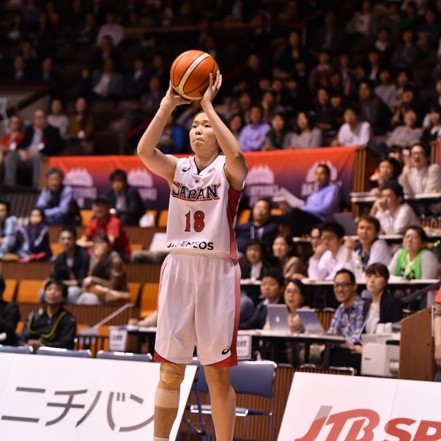 #18 長岡 萌映子選手