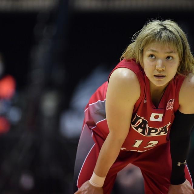 #12 吉田 亜沙美選手