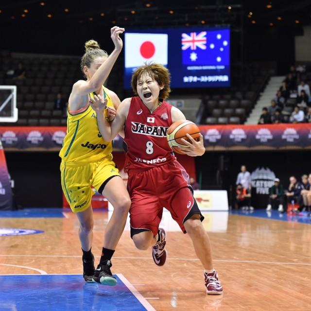 #8 髙田 真希選手