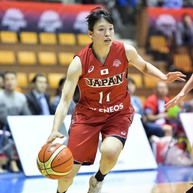 #11 林 咲希選手