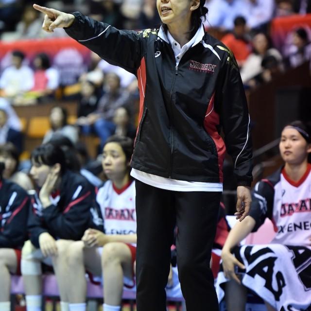 萩原 美樹子ヘッドコーチ